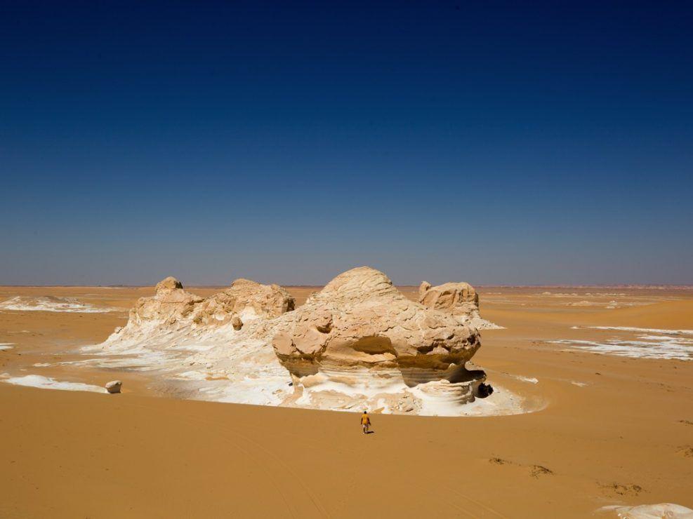 EGYPT - SAHARA DESERT